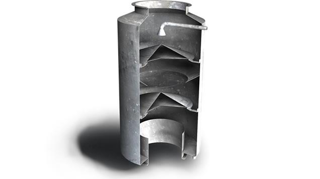 Calderas de vapor LGD-3D Calderería López Hermanos, S.A. Valencia